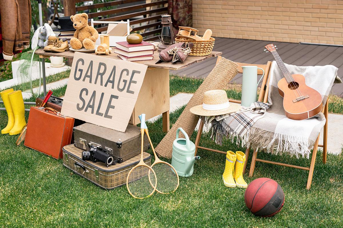 Festival of Garage Sales Canceled